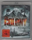 The Colony - Hell Freezes Over - Blu-Ray - neu - uncut!!