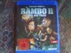Rambo 2  - Stallone -  uncut - Blu- ray