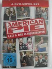 American Pie Sammlung Teil 1, 2, 3 + 4 - Der erste wilde Sex