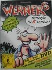 Werner 5 Filme Sammlung - Beinhart, Das mu� kesseln, eiskalt