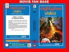 DVD GAPPA - INVASION FLIEGENDEN MONSTER  ´84 HARTBOX NEU OVP