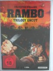 Rambo Trilogy - Triologie Teil 1, 2, 3 uncut - S. Stallone