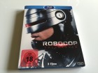 Robocop 1-3 Collection 3 BluRay's UNCUT REMASTERED