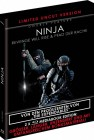 NINJA DOUBLE FEATURE  UNCUT  MEDIABOOK  2 X BLU-RAY TEIL 1&1