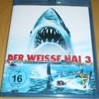 Jaws 3-D - Der weisse Hai 3  Blu-ray