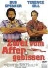 Spencer & Hill - Zwei vom Affen gebissen - DVD