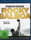 ROCKY BALBOA Rocky 6 - Blu-ray Stallone - starkes Comeback