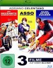 Adriano Celentano: 3 Filme auf 1 Blu-ray * Kom�die * neu *