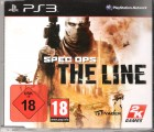 Spec Ops - The Line  PS3 Playstation 3 Porto nur 1,45 USK 18
