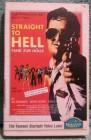 Straight To Hell Fahr zur Hölle VHS Dennis Hopper (D10)