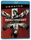 Doomsday - Blu-ray - Unrated Version - Full Uncut - wie Neu