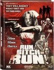 Run Bitch Run- Mediabook (DVD+Blu Ray) XT NEU