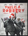 THIS IS A ROBBERY Blu-ray - klasse Briten Action Thriller