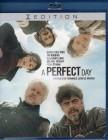 A PERFECT DAY Blu-ray - Benicio Del Toro Tim Robbins - Top!