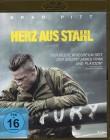 HERZ AUS STAHL Blu-ray FURY - Brad Pitt Kriegsfilm Epos