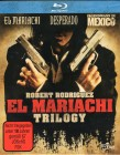 EL MARIACHI TRILOGY Blu-ray Box Robert Rodriguez
