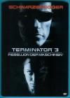 Terminator 3 - Rebellion der Maschinen - Steelbook Discs NW