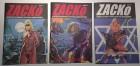 ZACKo #1-3 -Comic für Erwachsene // Erotic-Horror-SciFi