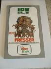 Rarit�t: Die Wurm Fresser (gro�e Buchbox, OVP, 8/11)