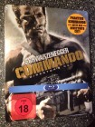 PHANTOM KOMMANDO-Director'sCut-Blu Ray STEELBOOK-NEU !