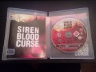 SIREN BLOOD CURSE / UNCUT / PS3