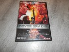 NEVER SAY DIE - FSK 18 - UNCUT - Billy Drago - Ultra selten