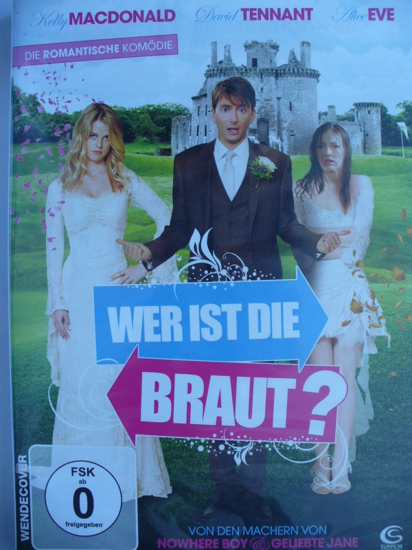 Wer ist die Braut ?  ...  DVD !!!    OVP !!!