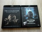 THE COLLECTOR + THE COLLECTION/BLURAY/UNCUT