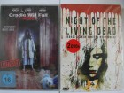 Cradle will Fall + Night of the Living Dead, Horror Sammlung