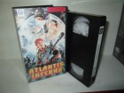 VHS - Atlantis Inferno - Ruggero Deodato - Cannon