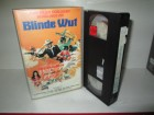 VHS - Blinde Wut - Fred Williamson - ITT Rarit�t