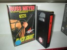VHS - BLACK SNAKE - RUSS MEYER - FOCUS