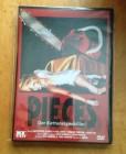 DVD Pieces-Der Kettens�genkiller XT Video - Uncut