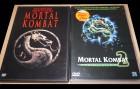 Mortal Kombat 1+2 FSK18 DVD Klassiker