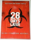 28 Days Later (DANNY BOYLE) UNCUT - 1. Auflage im Schuber