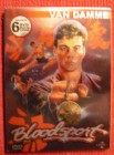BLOODSPORT - Van Damme Rarität Erstauflage inkl. Movie-Cards