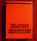 BLOOD EDITION Schuber Cannibal Holocaust, Rabid Grannies + 1