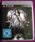 PS3 ALICE MADNESS RETURNS pegi