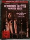 Gedem�tigt in Ketten, nackt und hilflos DVD (D)