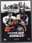 Invasion der Zombies - Mediabook - Uncut Zombie Bluray Neu