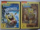 SpongeBob Schwammkopf Sammlung � Pest Wildwest + Wikinger