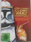 Star Wars The Clone Wars - Komplette 1. Staffel 4 Discs