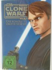 Star Wars The Clone Wars - Komplette Staffel 3  George Lucas