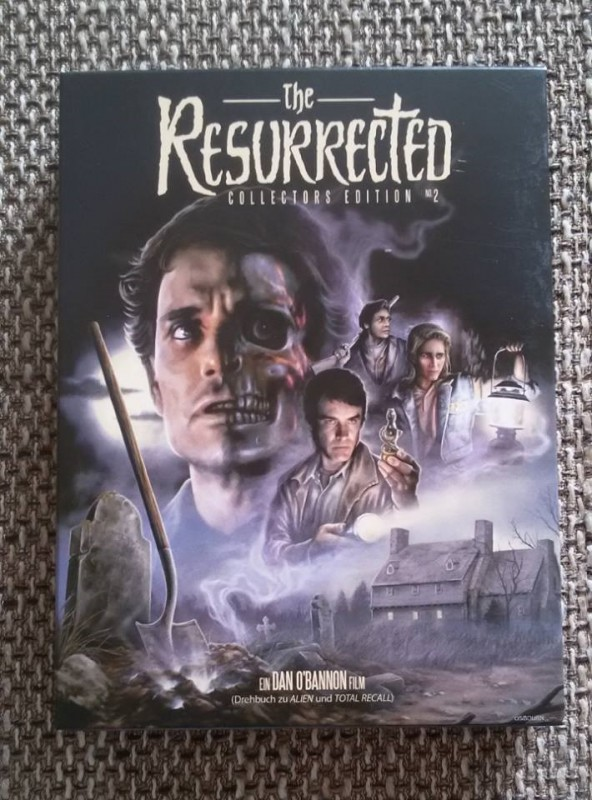 The Resurrected (Evil Dead) Collectors Edition OFDB