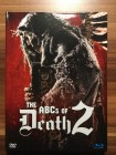 The ABCs of Death - uncut - 2-Disc (DVD+BluRay) limited Ed.