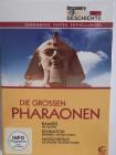 Die großen Pharaonen - Ramses II. - Hatschepsut - Echnaton