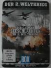 Die großen Seeschlachten im 2. Weltkrieg - Marine, U Boot