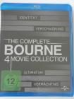 Die Bourne Sammlung - Identität, Verschwörung, Ultimatum