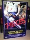 Pieces - Slasher - XT Video - gro�e Hartbox