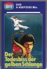 Der Todesbiss der gelben Schlange - DVD - Hartbox